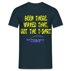 Detailing World 'Been There, Done That, Got The' T-Shirt - Men's T-Shirt