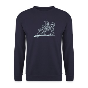 ANGLE OUUUPS  - Longsleeves - Men's Sweatshirt