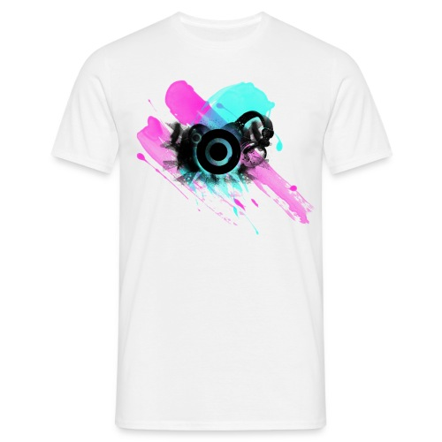 -_- Crew Shirt  -_- Nico B  - Männer T-Shirt