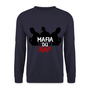 Sweat-shirt homme mafia du rap - Sweat-shirt Homme