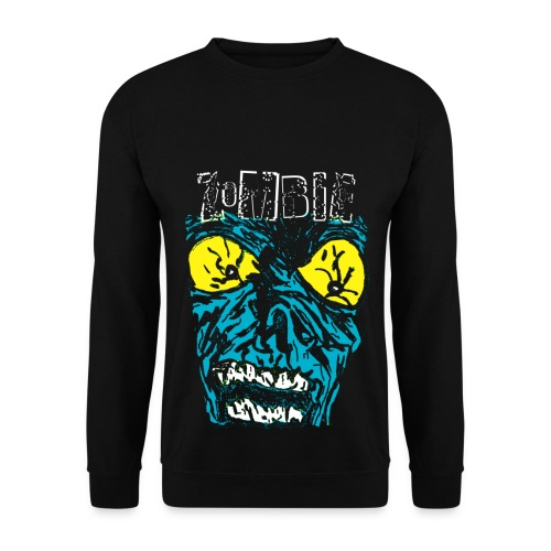 Sweat-shirt homme zombie - Sweat-shirt Homme