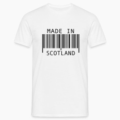 Made in Scotland T-Shirts