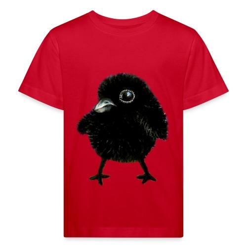 shirtje 'baby raaf' - Kinderen Bio-T-shirt