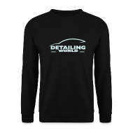 Hoodies & Sweatshirts ~ Men's Sweatshirt ~ Detailing World Fleece Sweater (Reflective Logo)