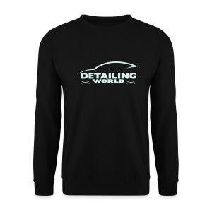 Detailing World Fleece Sweater (Reflective Logo) - Men's Sweatshirt