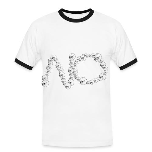 No Meme - Maglietta Contrast da uomo