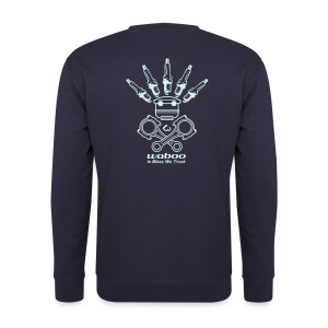 INDIAN DROID - Reflectiv - Men's Sweatshirt