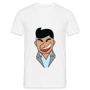 Mannen T-shirt - Wilfred Genee