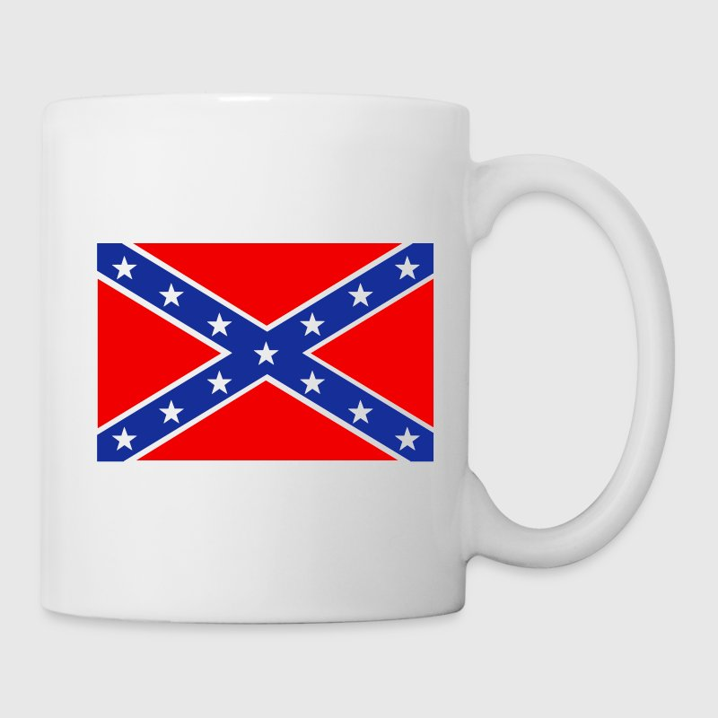 Confederate Flag Mugs  - Mug