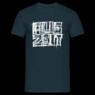 T-Shirts ~ Männer T-Shirt ~ Auszeit weiß