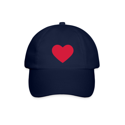 Heart Hat  - Baseball Cap