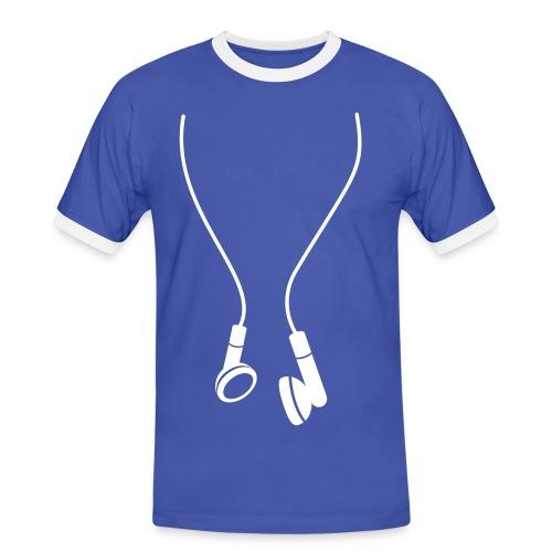 M2V - T-shirt contrasté Homme
