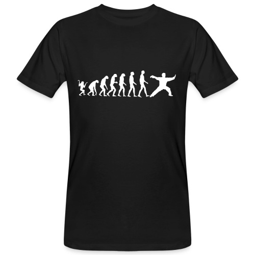 Tai Chi Evolution - Männer Bio-T-Shirt