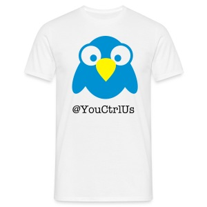 tweet - Mannen T-shirt