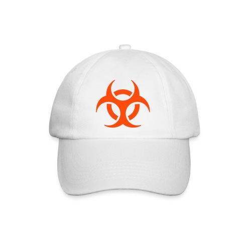 Caps (Biohazard i neon oransje) - Baseball Cap