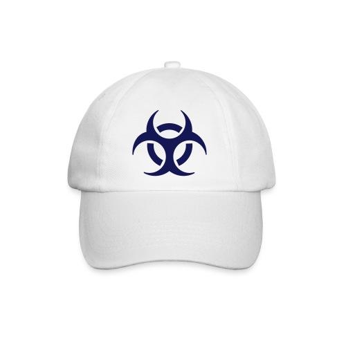 Caps (Biohazard i mørke blått) - Baseball Cap