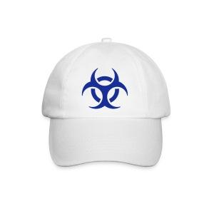 Caps (Biohazard i blått) - Baseball Cap