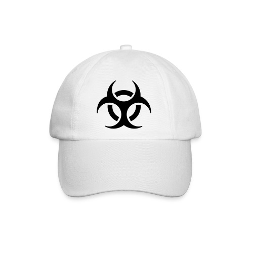 Caps (Biohazard i sort) - Baseball Cap