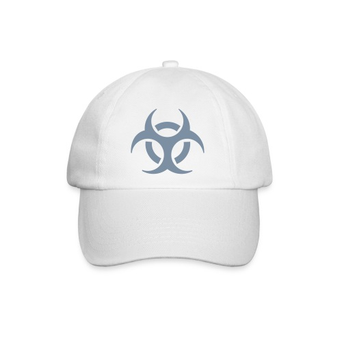 Caps (Biohazard i sølv) - Baseball Cap