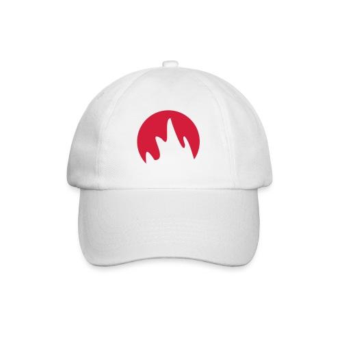 Caps (Flammer i rødt) - Baseball Cap