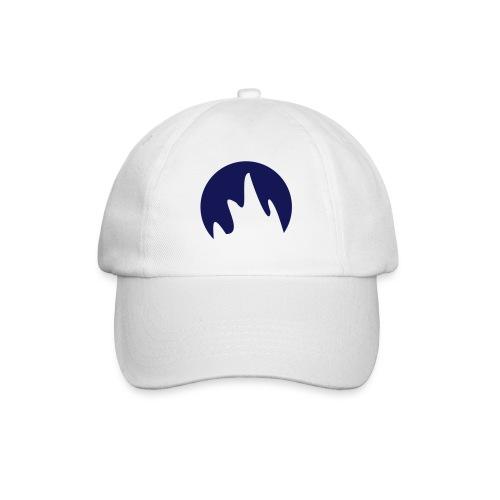 Caps (Flammer i mørke blått) - Baseball Cap