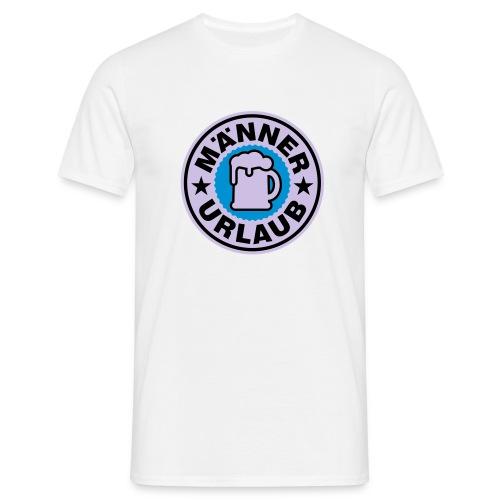 Männer Urlaub - Männer T-Shirt