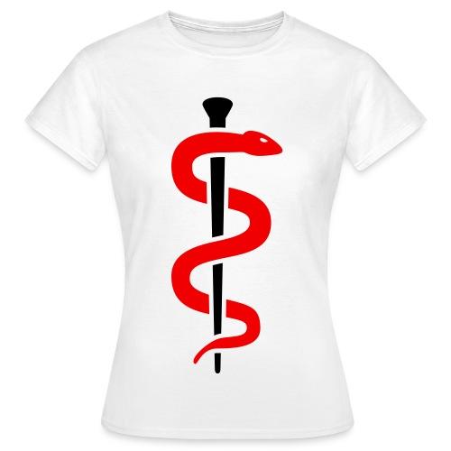 Infirmière Femme - T-shirt Femme