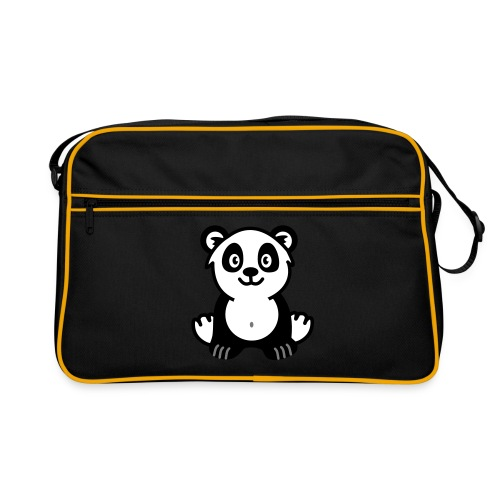 panda bag - Retro Bag