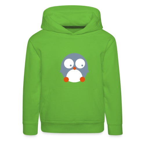 pingouin - Pull à capuche Premium Enfant