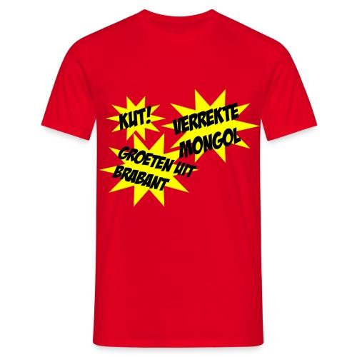 New Kids T-shirt Verrekte mongol - Mannen T-shirt
