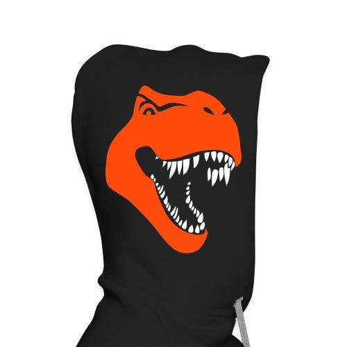 tier shirt tyrannosaurus rex tyrann tyrannisch t-rex trex dino dinosaurier jurassic - Männer Premium Hoodie