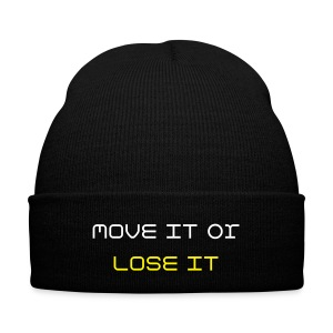 Move It or Lose It - Winter Hat