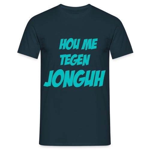 New Kids T-shirt Hou me tegen jonguh! - Mannen T-shirt