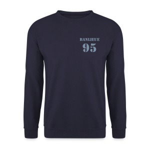 Sweat Banlieue 95 310 (homme) - Sweat-shirt Homme