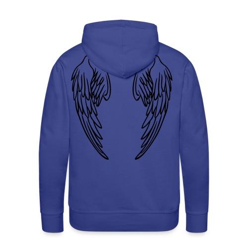 ViP - Sweat-shirt à capuche Premium pour hommes