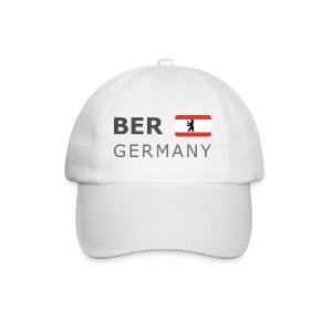 Base-Cap BER GERMANY BF dark-lettered - Baseball Cap