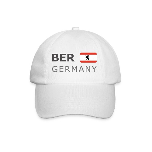 Base-Cap BER GERMANY BF dark-lettered - Baseball Cap