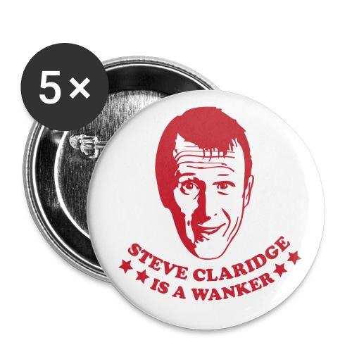Claridge - Buttons large 56 mm