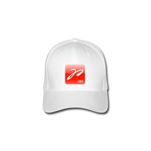 Flexfit BaseballCap Basic (weiß) - Flexfit Baseballkappe