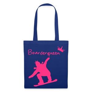 Boarderqueen - Stoffbeutel