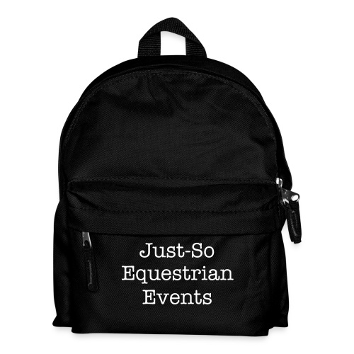 Just-So-Equestrian Events Kid's Backpack - Kids' Backpack