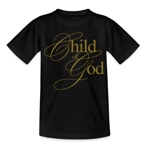 Child of God - Teenager T-Shirt