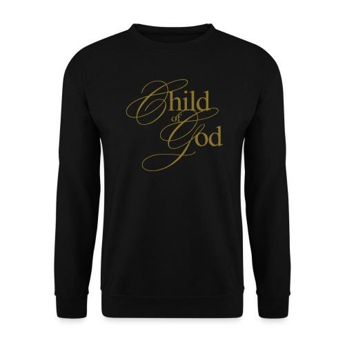Child of God - Männer Pullover