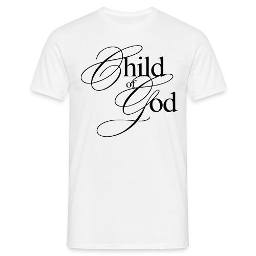 Child of God - Männer T-Shirt