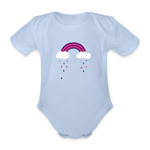 Sweet Clouds  Vauvan bodi - Baby Bio-Kurzarm-Body