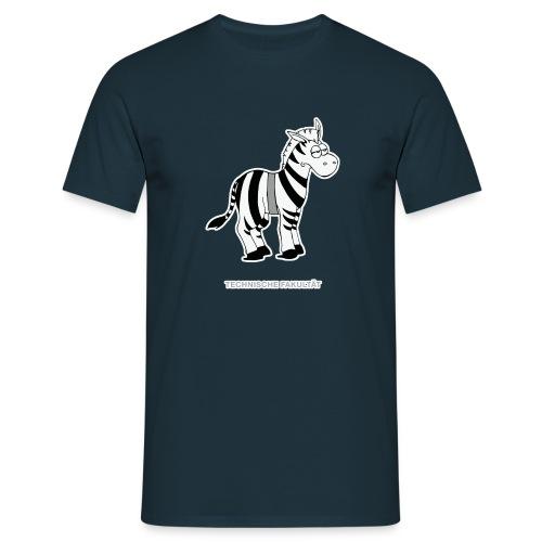 Missmutige Techfak - Männer T-Shirt