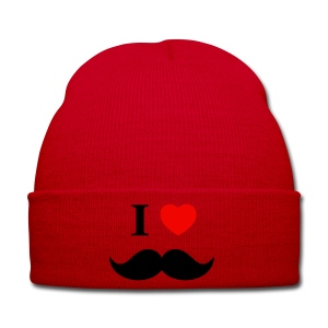 I Love Beards Casquettes et bonnets - Wintermütze
