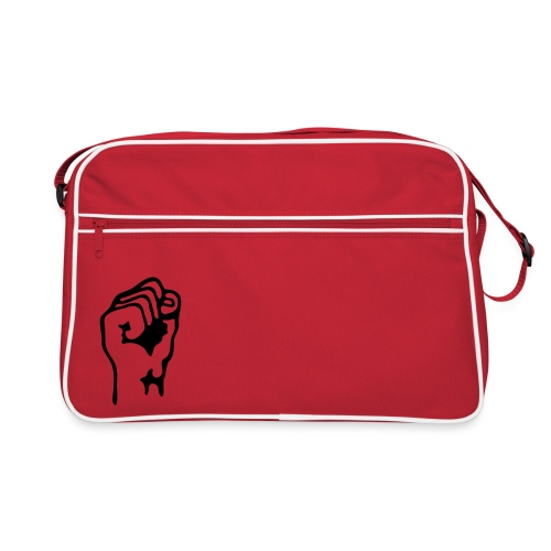 Power to the People - Retro Bag