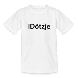iDoetzje - Teenager T-Shirt