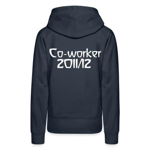 Co-worker 2011/12 [Basic Girlhoodie] - Women's Premium Hoodie